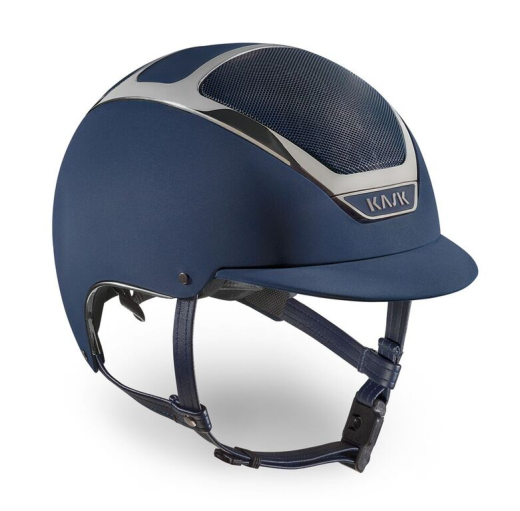 KASK-DOGMA-CHROME-LIGHT-NAVY-SILVER