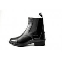 DEVER-SANTIAGO-PADDOCK-BOOTS-WITH-FRONT-ZIP-BLACK
