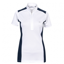 SALE-SCHOCKEMOHLE-PALINA-SHOW-SHIRT-WHITE-AND-NAVY-RRP-55