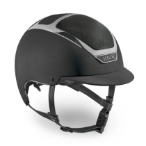 KASK-DOGMA-CHROME-LIGHT-BLACK-SILVER