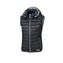 PIKEUR-SS17-DARLINE-PADDED-GILLET-ANTHRACITE