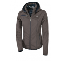 PIKEUR-SS17-CANBERRA-LADIES-SOFT-SHELL-TAUPE