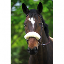 -SHEEPSKIN-NOSEBAND-SLEEVE-NATURAL