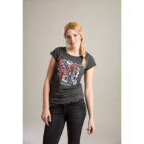 SALE-ESKADRON-SS17-LADIES-NALA-SLIM-T-SHIRT-ANTHRACITE-RRP2500