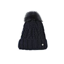 PIKEUR-AW17-BOBBLE-HAT-NAVY