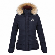 HARCOUR-AW17-CHARLOTTE-WOMANS-PADDED-JACKET-NAVY