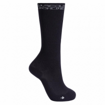 HARCOUR-AW17-ARIANE-SOCKS-BLACK