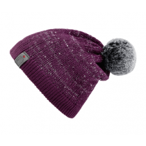 CAVALLO-AW17-JULIETTA-KNITTED-HAT-DARK-FUSCIA