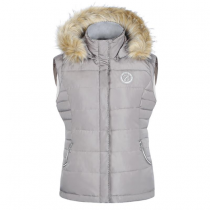 HARCOUR-AW17-SOPHIE-LADIES-BODYWARMER-TAUPE