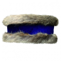 ANNABEL-BROCKS-NATURAL-FAUX-FUR-WITH-COBALT-VELVET-HEADBAND