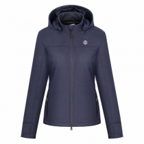 SALE-HARCOUR-AW17-CLAIRE-WOMANS-TECHLINE-SOFTSHELL-JACKET-NAVY-RRP-7500