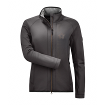 SALE-CAVALLO-AW17-JANETTE-TECHNICAL-2-WAY-ZIP-UP-TOP-GRAPHITE-RRP-11800