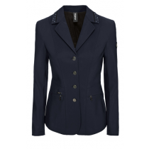 PIKEUR-SS18-LYRA-SHOW-JACKET-NAVY-WITH-CRYSTALS
