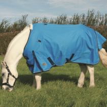 MARK-TODD-LW-PONY-TURNOUT-RUG-OCEAN-BLUE