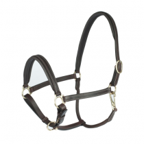 HORZE-LARGO-LEATHER-HEADCOLLAR-BROWN
