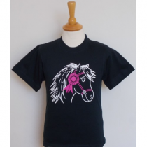 KIDS-NAVY-BELLA-PRINTED-T-SHIRT