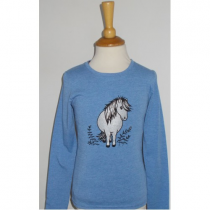 KIDS-LONG-SLEEVE-T-SHIRT-DENIM-BLUE