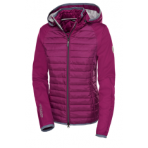 SALE-PIKEUR-SS18-ANGELINE-SOFTSHELL-AND-QUILTED-JACKET-GRAPE-RRP-14995
