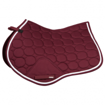 HORZE-AW18-TURNER-SADDLE-PAD-BURGUNDY