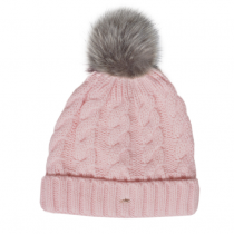 SCHOCKEMOHLE-AW18-BAILA-KNITTED-HAT-ROSE