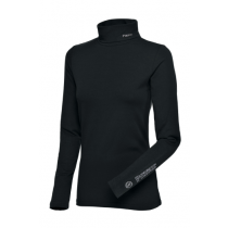 PIKEUR-AW18--LADIES-SINA-POLO-NECK-BLACK-
