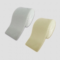 EQUETECH-GENTS-KNITTED-COMPETITION-TIE-WHITE