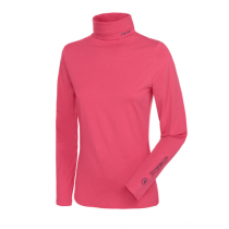 PIKEUR-AW18-LADIES-SINA-POLO-NECK-ROUGE