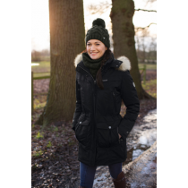 PIKEUR-AW18-LADIES-LANDANA-PARKA-JACKET-BLACK