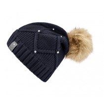CAVALLO-AW18-LIBBY-KNITTED-HAT-DARK-BLUE