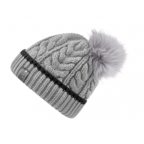 CAVALLO-AW18-LIVIA-KNITTED-HAT-GREY