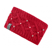 CAVALLO-LAIKA-AW18-KNITTED-HEADBAND-RED