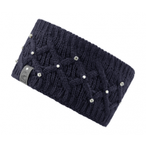 CAVALLO-AW18-LAIKA-KNITTED-HEADBAND-NAVY