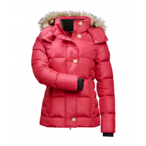 CAVALLO-AW18-LILLY-DOWN-JACKET-LIPSTICK-RED