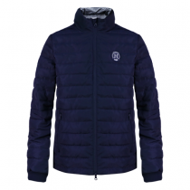 WINTER-SALE-HARCOUR-SS18-ROSS-GENTS-PADDED-JACKET-NAVY-RRP7500