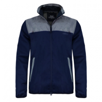 WINTER-SALE-HARCOUR-SS18-STEVE-TECHLINE-GENTS-JACKET-NAVY-RRP6999