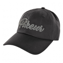 PIKEUE-BASEBALL-CAP-GREY-WITH-PIKEUR-IN-GLITTER-SILVER