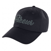 PIKEUR-BASEBALL-CAP-NAVY-WITH-GLITTER-WRITING