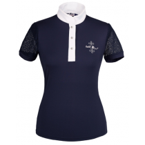 FAIR-PLAY-LADIES-CECILE-SHOW-SHIRT-NAVY