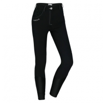 HARCOUR-NIYAT-KIDS--BREECHES-BLACK