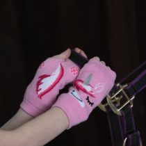 NEW-EQUETECH-AW19-UNICORN-FINGERLESS-GLOVES-ONE-SIZE