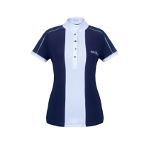 FAIR-PLAY-CLAIRE-LADIES-SHOW-SHIRT-NAVY