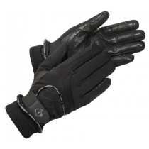 LE-MIEUX-PRO-TOUCH-WATERPROOF-RIDING-GLOVES-BLACK