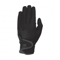 HY-COTTENHAM-ELITE-RIDING-GLOVES-BLACK