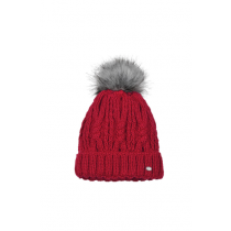 SALE-PIKEUR-AW19--BOBBLE-HAT-RED-RRP-2795