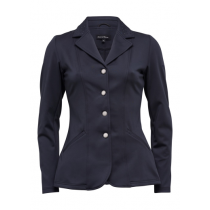 MONTAR-SS20-PUK-LADIES-DARK-BLUE-SHOW-JACKET-WITH-CRYSTAL-DETAIL-