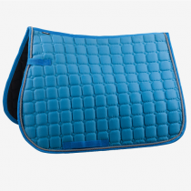 HORZE-CHICAGO-SADDLE-PAD-ALL-PURPOSE--BRIGHT-BLUE-AND-GREY