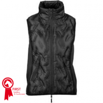 HORZE-SHELLY-WOMENS-LIGHT-PADDED-VEST-BLACK