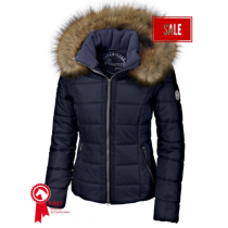 SALE-PIKEUR-AW19-FLORENTINE-LADIES-QUILTED-JACKET-NAVY-RRP-22495-22496