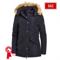 SPECIAL-OFFER--SCHOCKEMOHLE-DOREEN-LADIES-PARKA-STYLE-COAT-NAVY-RRP21995