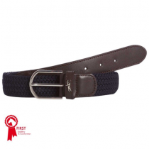 SCHOCKEMOHLE-SPORTY-LOGO-BELT-DARK-NAVY
